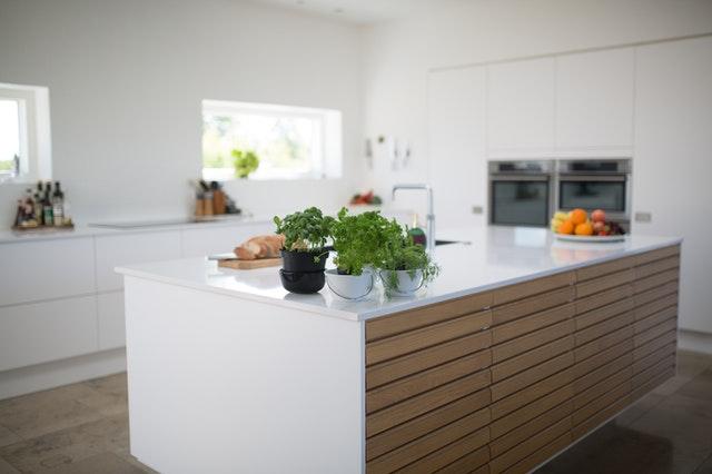 foto van keuken