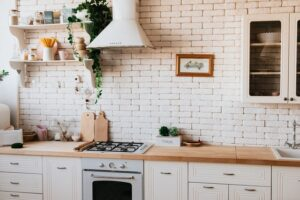 keuken die op maat is gemaakt